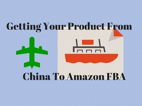 China To Amazon FBA